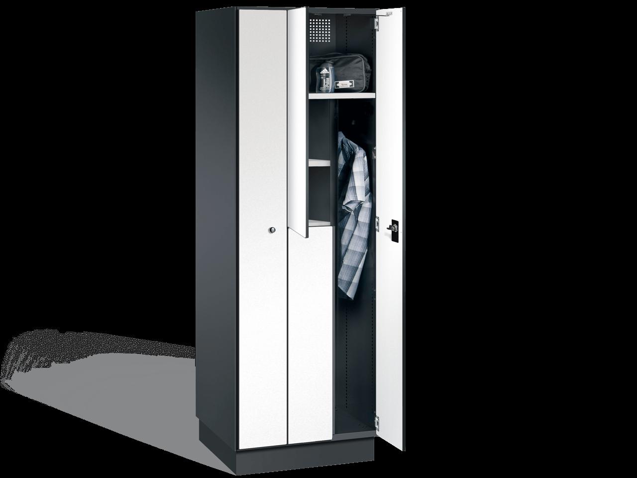Z Lockers Optimal Use Of Storage Space C P Mobelsysteme